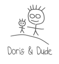 Doris & Dude Logo