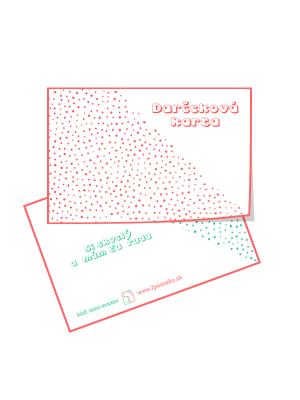 Elektronická darčeková karta
