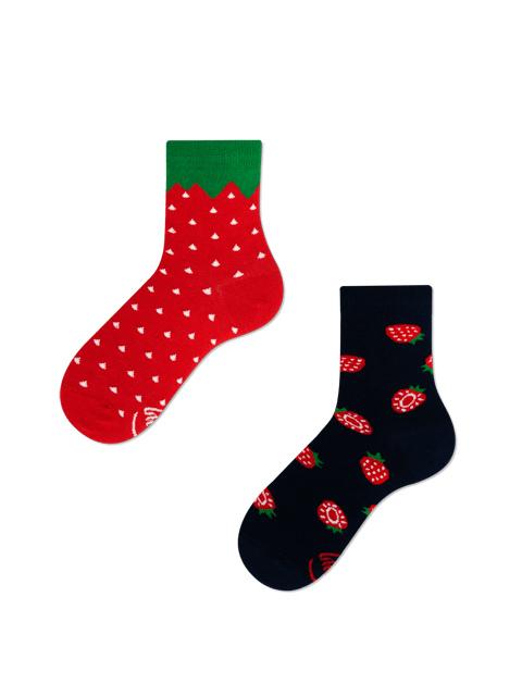 Detské ponožky Jahody