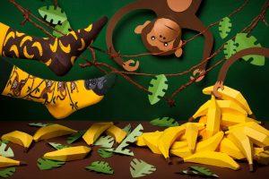 Opice a banány