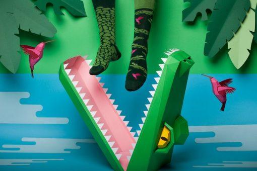 Krokodíl členkové