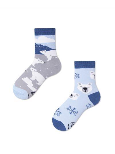 Detské ponožky Polárny maco