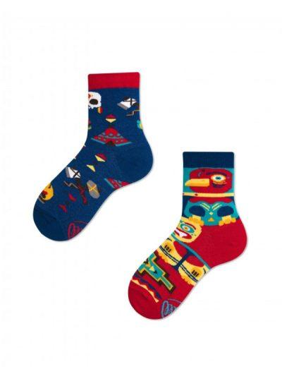 Detské ponožky Orlie pierko