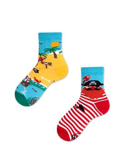 Detské ponožky Ostrov pokladov