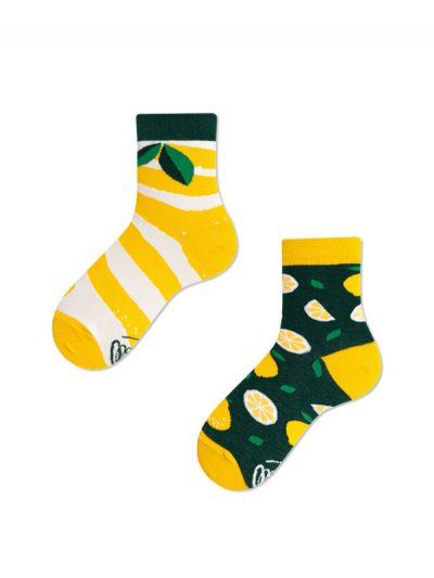 Detské ponožky Citróny