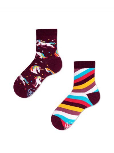 Detské ponožky Jednorožec