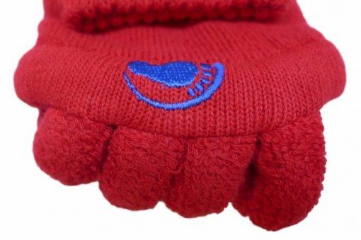 Adjustačné ponožky červené