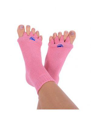 Adjustačné ponožky ružové