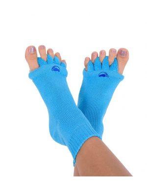 Adjustačné ponožky modré