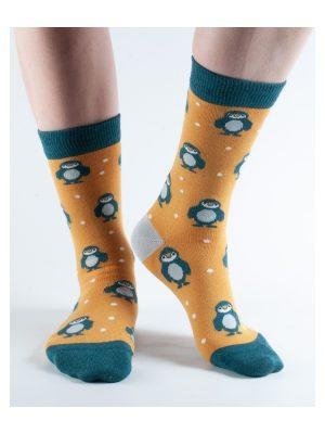 Tučniak žltý