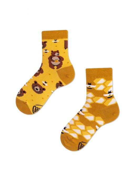 Detské ponožky Medový medveď
