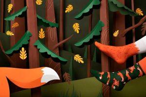 Červená líška