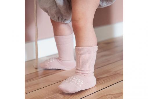 Bambusové protišmykové ponožky