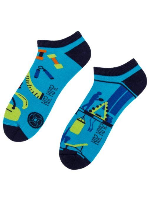 Fitness členkové ponožky