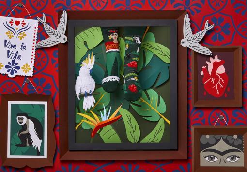 Frida Kahlo členkové