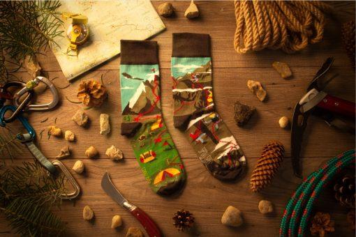 Lezecké ponožky