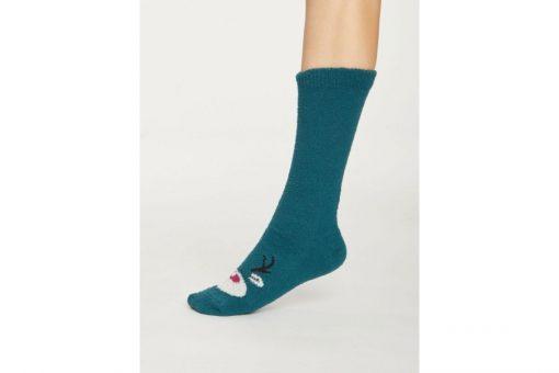 Vysoké ponožky Sob