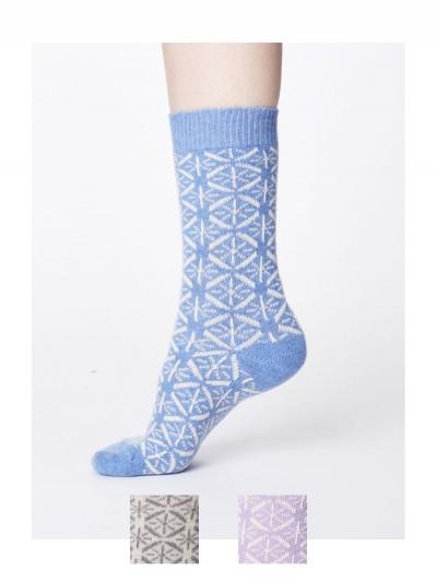Vlnené ponožky Viridian