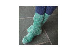 Companion vlnené mohérové ponožky