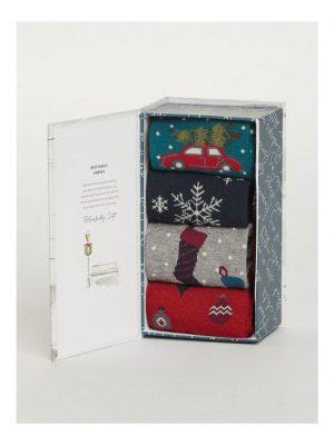 Pánska darčeková kazeta Vianoce