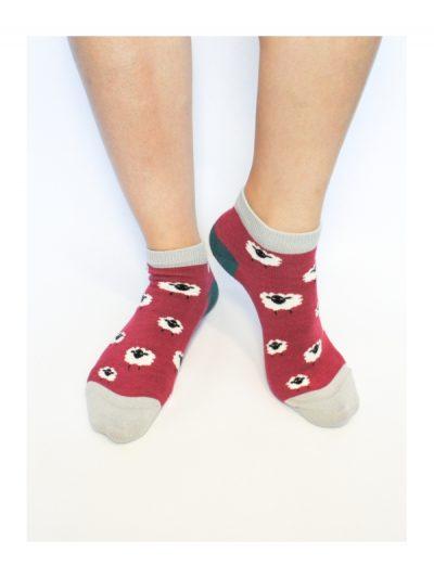Ovečky členkové ponožky