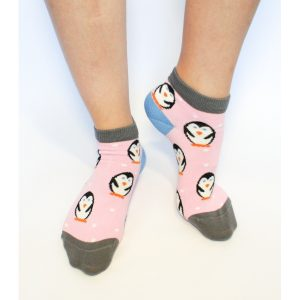 Tučniak členkové ponožky
