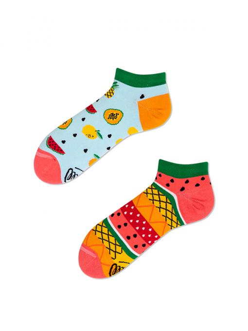 Ovocie členkové ponožky