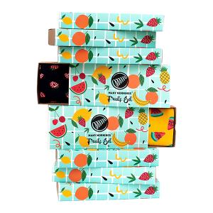 Ponožkový set Ovocie