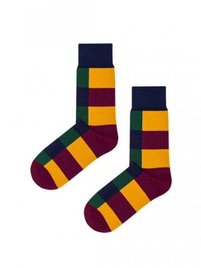 Ponožky štvorec z organickej bavlny
