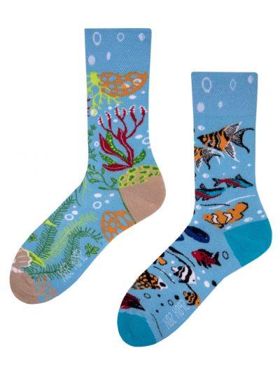 Ponožky Akvárium