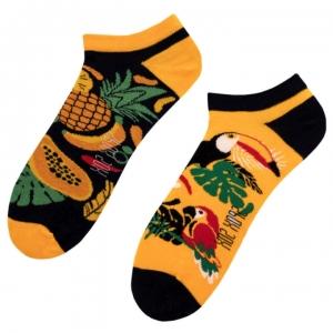 Trópy členkové ponožky