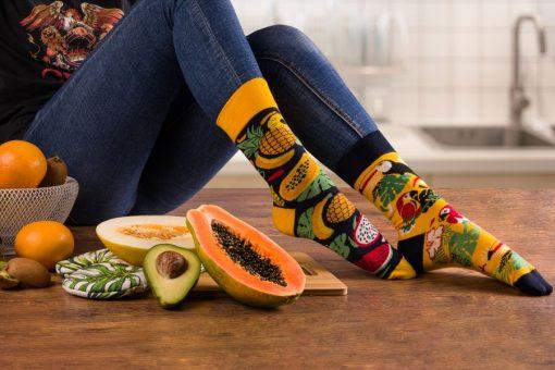 Ponožky Trópy