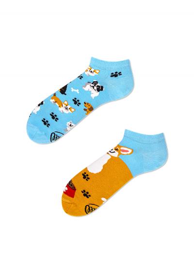 Členkové ponožky Hravý psík