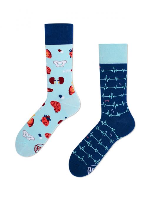Veselé ponožky Lekár
