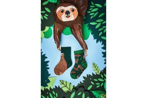 Detské ponožky Leňochod
