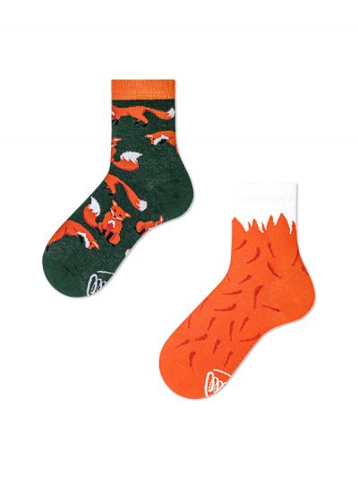 Detské ponožky Líška