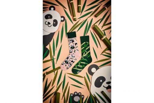 Veselé ponožky Panda