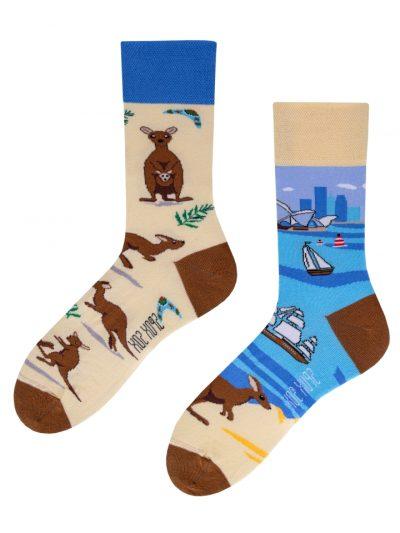 Veselé ponožky Austrália