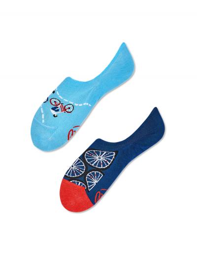 Nízke ponožky Bicykel