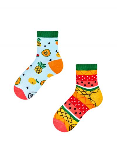 Detské ponožky Ovocie