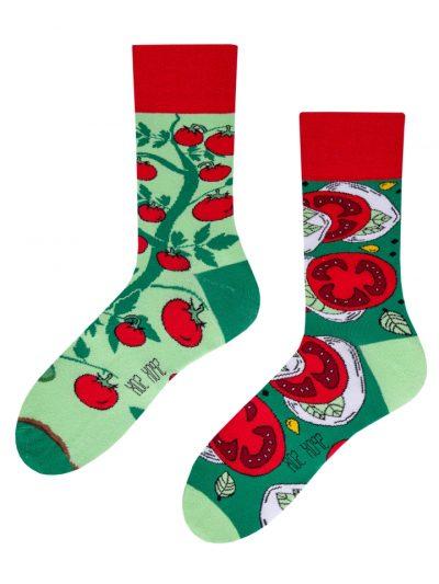 Veselé ponožky Paradajky