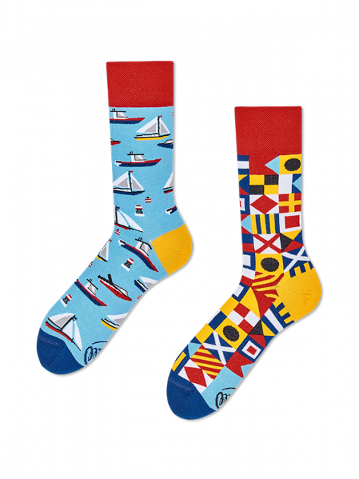 Veselé ponožky Plavba