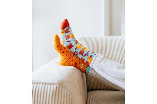 Veselé ponožky Zlatá rybka