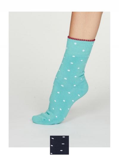 Hrubé ponožky Bodka - Thought