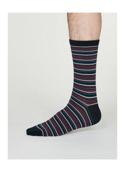 Ponožky Pásiky - Thought