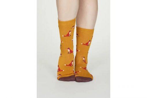Ponožky Líšky