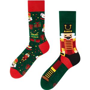 Veselé ponožky Luskáčik – Many Mornings