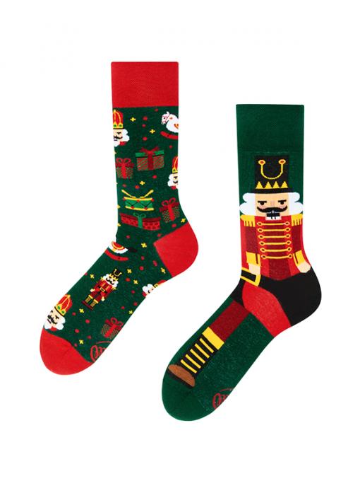 Veselé ponožky Luskáčik