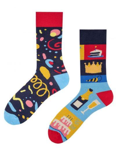 Veselé ponožky Párty