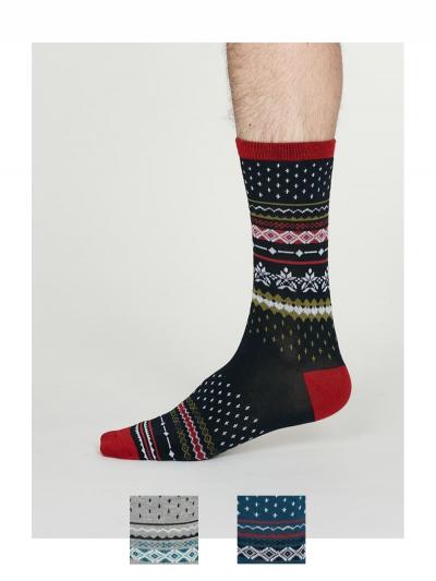 Ponožky Severský vzor